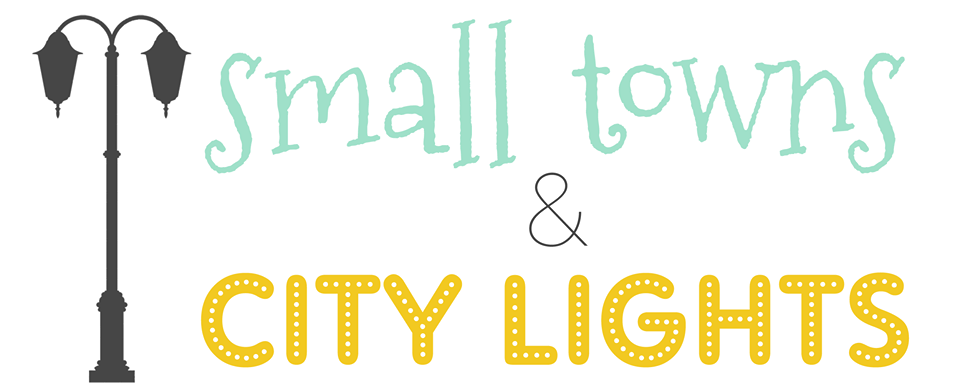 Small Towns & City Lights logo